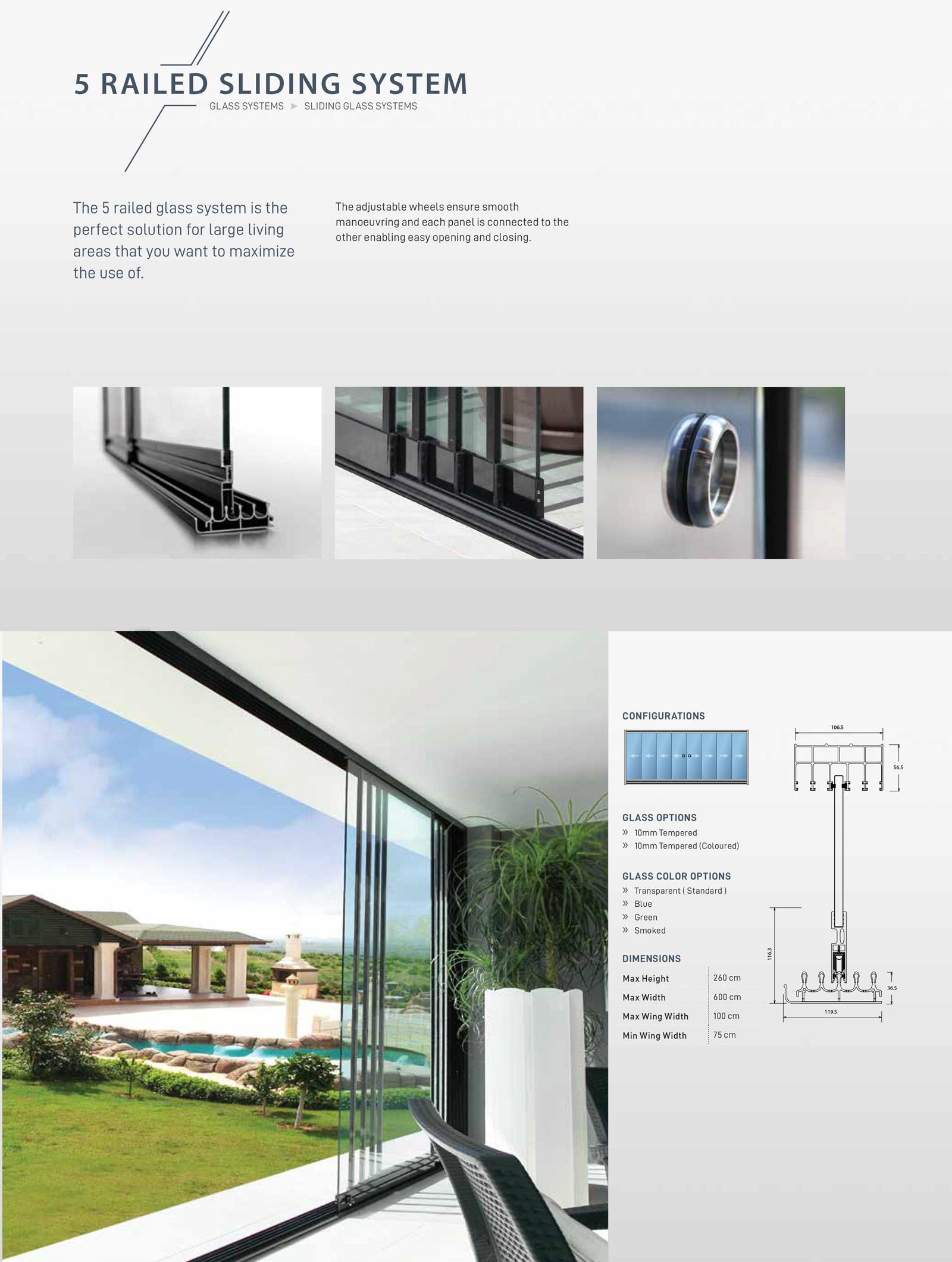 5-Rail-Glass