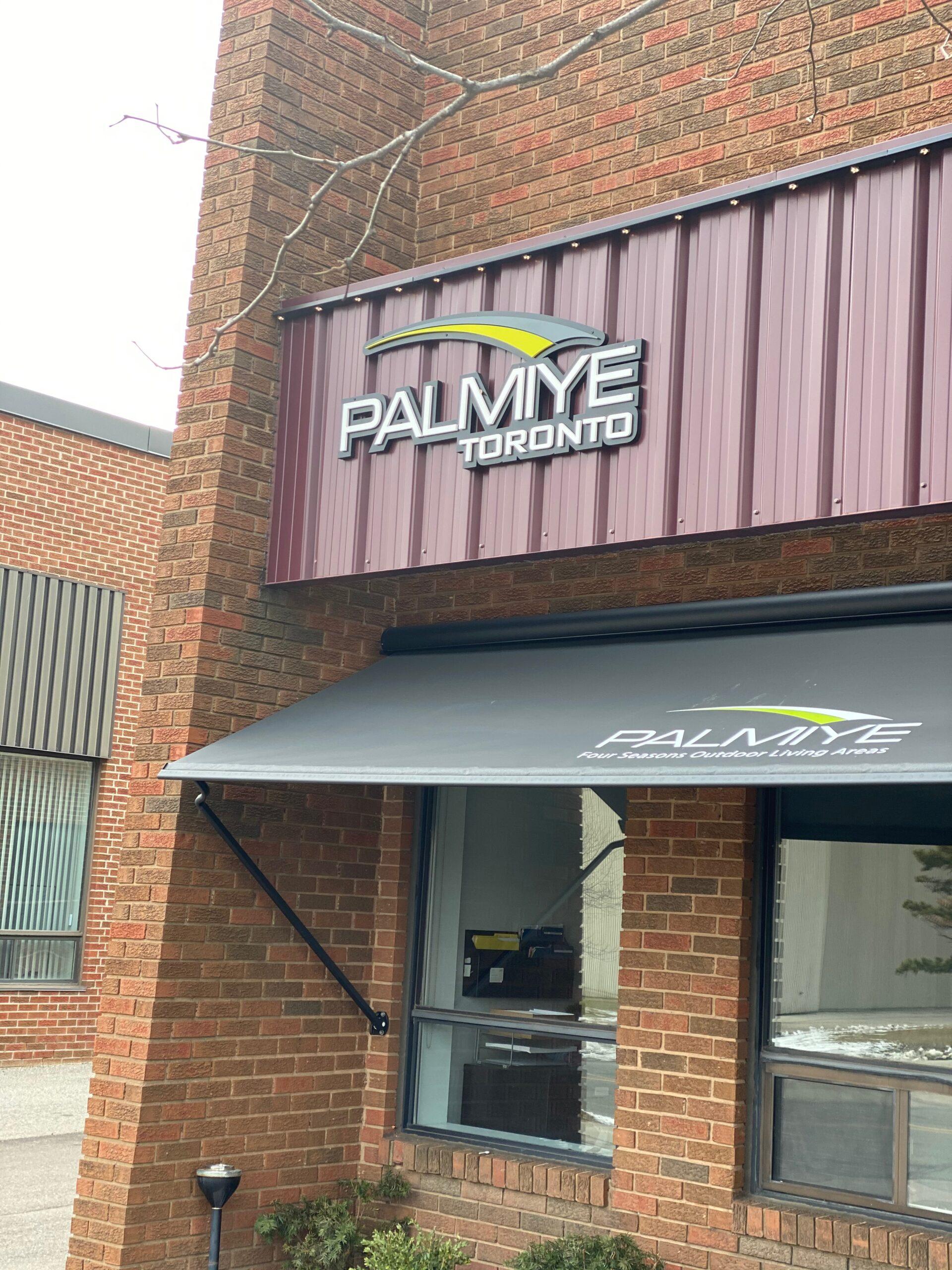 Palmiye Toronto office